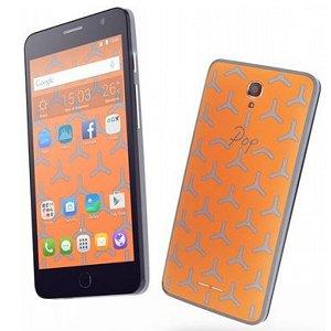 Post thumbnail of TCL、素材や色の異なる20種類の背面カバーを用意した5インチスマートフォン「Alcatel OneTouch POP STAR」発表