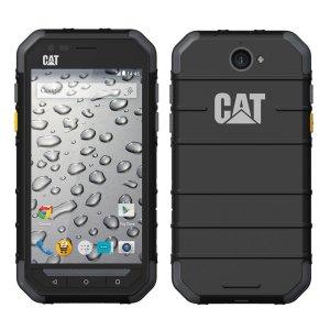 Post thumbnail of 建設機械で有名な米 Caterpillar 社、防水防塵、耐衝撃 MIL 規格対応 4.5インチのタフネススマートフォン「CAT S30」登場