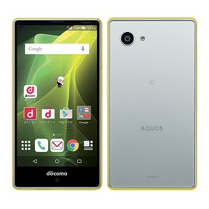 Post thumbnail of ドコモ 「AQUOS ZETA SH-01H」の小型モデル 4.7インチスマートフォン「AQUOS Compact SH-02H」登場、12月4日発売