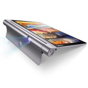 Post thumbnail of レノボ・ジャパン、最大70インチ表示可能なプロジェクター搭載 LTE 通信対応 10.1インチタブレット「YOGA Tab 3 Pro」登場