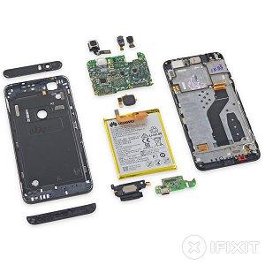 Post Thumbnail of グーグルブランドの Huawei 製ネクサススマートフォン「Nexus 6P」分解レポート、完全分解にはパーツの破損が伴う