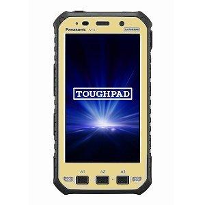 Post thumbnail of KDDI、法人向け音声通話 LTE 通信対応の堅牢タブレット「Panasonic TOUGHPAD FZ-X1」防爆モデル発表、10月下旬発売