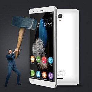 Post thumbnail of 中国 Oukitel、電動ドリルでも貫通しない超頑丈スクリーンや大容量 4000mAh バッテリー搭載スマートフォン「K4000」登場