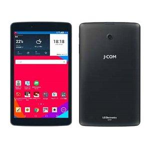 Post thumbnail of ジュピターテレコム、J:COM Mobile にて LTE 通信対応 8インチタブレット「LG G Pad 8.0 L Edition (LGT01)」登場、10月29日発売