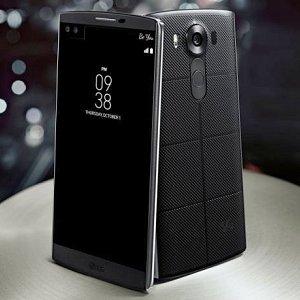 Post thumbnail of LG、耐衝撃 MIL 規格対応 デュアルフロントカメラやセカンドスクリーン RAM 4GB 搭載 5.7インチスマートフォン「LG V10」発表