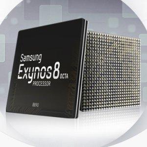 Post thumbnail of サムスン、14nm FinFET プロセス LTE Cat.12 対応 GPU Mali-T880 搭載のオクタコアプロセッサ「Exynos 8 Octa (8890)」発表
