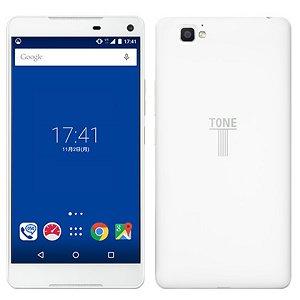 Post thumbnail of トーンモバイル、同社2機種目となる Android スマートフォン「TONE (m15)」発表、5.5インチ LTE 通信対応で価格29,800円