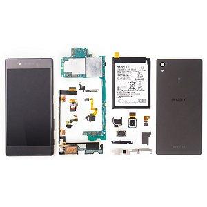 Post Thumbnail of ソニーモバイル製スマートフォン「Xperia Z5」の分解レポート