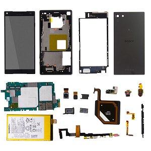 Post Thumbnail of ソニーモバイル製スマートフォン「Xperia Z5 Compact」分解レポート