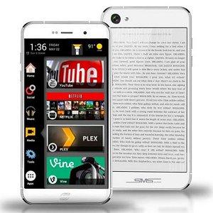 Post Thumbnail of 米 CRBT、IPS 液晶と電子ペーパー E-Ink デュアルスクリーン搭載スマートフォン「Siam 7X」発売、価格549ドル(約66,000円)