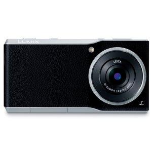 Post thumbnail of パナソニック、LTE 通信対応 2010万画素カメラ Android 搭載スマートカメラ「LUMIX DMC-CM10」登場、2月25日発売