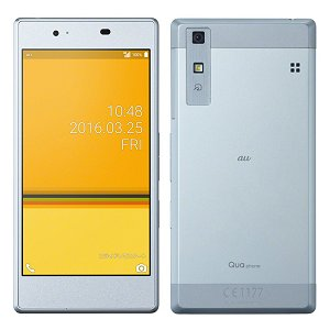Post thumbnail of KDDI au、2016年春モデルとなる耐衝撃対応の京セラ製 5インチスマートフォン「Qua phone (KYV37)」登場、2月5日発売
