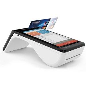 Post thumbnail of 中国メーカー Cynovo、デュアルスクリーンにカードリーダーやプリンターを搭載した Android POS タブレット「PAR6」開発