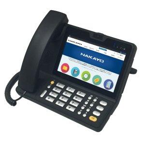 Post thumbnail of ナカヨ、卓上電話機型 7インチタッチパネル搭載 Google Play 対応ビジネス SIP フォン「AIO-51」発表、2月19日より発売