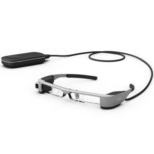 Post thumbnail of エプソン、Android スマートグラスのモベリオシリーズ第3世代となる小型軽量化した「MOVERIO BT-300」登場、11月30日発売