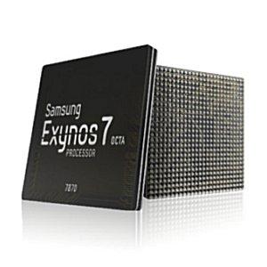 Post thumbnail of サムスン、ミッドレンジモデルのスマートフォン向けとしたオクタコアプロセッサ搭載チップセット「Exynos 7 Octa (7870)」発表