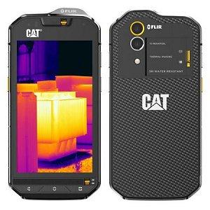 Post thumbnail of Caterpillar、世界初となる表面温度測定可能なサーマルカメラ搭載 4.7インチ 防水対応タフネススマートフォン「CAT S60」発表