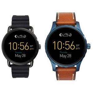 Post thumbnail of 米国 Fossil、Android Wear 搭載スマートウォッチ「Q Wander」と「Q Marshal」の2機種登場、2016年8月29日発売