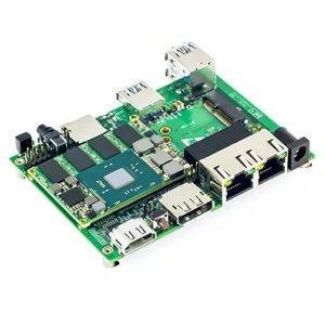 Post thumbnail of SolidRun、Android 対応 Intel CPU や RAM がセットになった SoM モジュール交換可能な開発ボード「SolidPC Q4 Carrier Board」登場