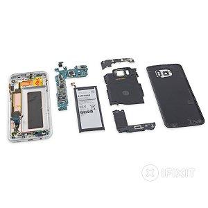 Post thumbnail of サムスン製デュアルエッジスクリーン採用の2016年フラグシップモデルスマートフォン「Galaxy S7 edge」分解レポート
