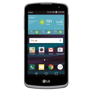 Post Thumbnail of LG、米 Cricket 向け LTE 通信対応のエントリーモデル4.5インチスマートフォン「Spree」登場、価格89ドル(約1万円)で発売