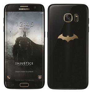 Post thumbnail of サムスン、バットマン仕様 DC ユニバースコラボモデルスマートフォン「Galaxy S7 edge Injustice Edition」発表、6月13日発売