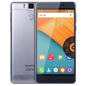 Post thumbnail of Oukitel、大容量 6000mAh バッテリーや指紋センサー搭載 5.5スマートフォン「K6000 Pro」登場、価格150ドル(約16,000円)程度