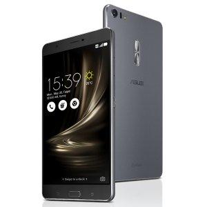 Post thumbnail of ASUS ジャパン、2300万画素カメラ指紋センサー搭載 6.8インチスマートフォン「ZenFone 3 Ultra (ZU680KL)」発表、12月9日発売