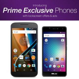Post thumbnail of 米国 Amazon、ロック画面に広告表示することで Android スマートフォンを最大半額で販売する Prime 会員向け新サービス開始