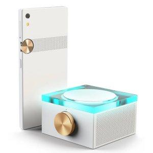 Post Thumbnail of Pantech、ワイヤレス充電対応スピーカー付属でボリュームダイヤルを搭載した5.15インチスマートフォン「SKY IM-100」発表