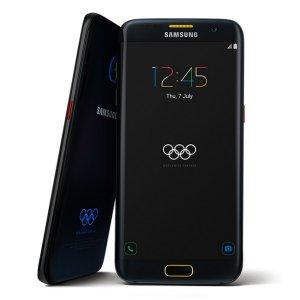 Post thumbnail of サムスン、オリンピックモデルスマートフォン「Galaxy S7 edge Olympic Games Edition」登場、日本では KDDI au のみが取扱