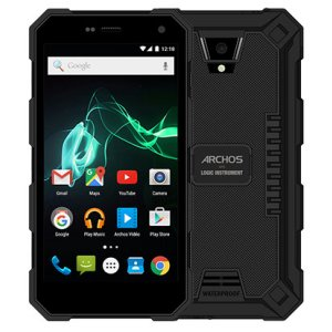Post thumbnail of Archos、Android 6.0 大容量 5000mAh バッテリー搭載の防水耐衝撃対応タフネス5インチスマートフォン「50 Saphir」発表