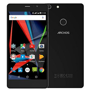 Post thumbnail of Archos、Android 6.0 指紋センサー RAM 4GB ストレージ 64GB 搭載 LTE 通信対応の5.5スマートフォン「55 Diamond Selfie」発表