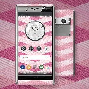 Post Thumbnail of Vertu、シリーズ最安値となる 4.7インチ高級 Android スマートフォン「ASTER Chevron Collection」発表、価格4200ドル(約43万円)