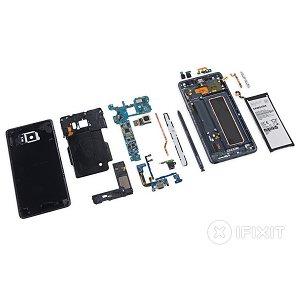 Post thumbnail of サムスン製スタイラス内蔵デュアルエッジスクリーン採用 5.7インチスマートフォン「Galaxy Note 7」分解レポート