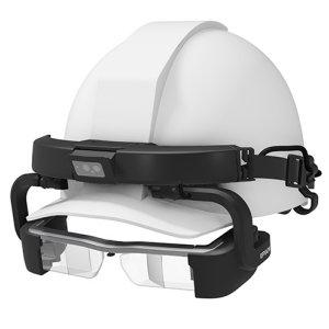 Post thumbnail of エプソン、業務用ヘルメット装着可能 Android スマートヘッドセット「MOVERIO Pro BT-2000, BT-2200」登場、2月27日発売