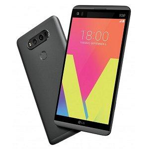 Post thumbnail of LG、Android 7.0 クアッドコアプロセッサ Snapdragon 820 指紋センサーセカンドスクリーン搭載 5.7インチスマートフォン「V20」発表