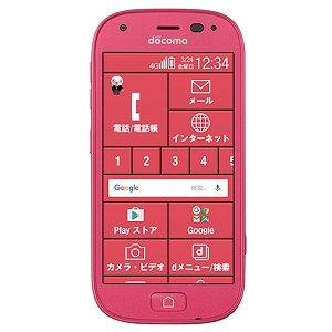 Post thumbnail of ドコモ、シニア向け VoLTE (HD+) ワンセグ防水対応 4.5インチスマートフォン「らくらくスマートフォン4 F-04J」登場、2月10日発売