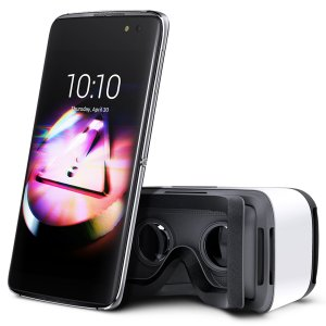 Post thumbnail of TCL コミュニケーション、日本にて VR ゴーグル付属 5.2インチスマートフォン「Alcatel IDOL 4」登場、価格34,800円で11月22日発売