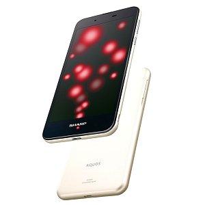 Post thumbnail of シャープ、防水おサイフ対応 SIM ロックフリー 5インチスマートフォン「AQUOS SH-M04」登場、価格29,800円で12月21日発売