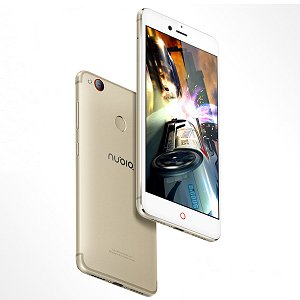 Post thumbnail of ZTE、指紋センサー2300万画素カメラ搭載 5.2インチスマートフォン「Nubia Z11 miniS」発表、価格1499元(約23,000円)より