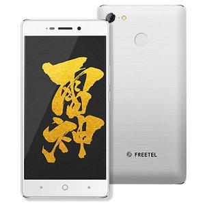 Post thumbnail of FREETEL、Android 7.0 5000mAh バッテリー搭載 5.5インチスマートフォン「RAIJIN (雷神)」登場、価格29,800円で2月1日に発売日
