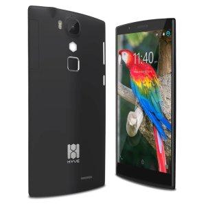 Post thumbnail of Hyve、六角形ヘキサ LED フラッシュ搭載の防水対応 5.5インチスマートフォン「Buzz」発表、価格13999ルピー(約22,000円)