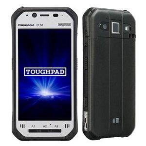 Post thumbnail of パナソニック、耐衝撃や防水に音声通話対応 4.7インチタフネスタブレット「TOUGHPAD FZ-N1」の指紋センサー搭載モデル発表