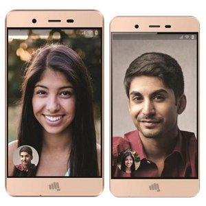 Post thumbnail of インド Micromax、ビデオ通話 Google Duo 搭載 VoLTE 対応のコンパクト低価格スマートフォン2機種「Vdeo 1」「Vdeo 2」発表