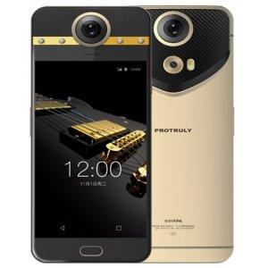 Post thumbnail of 中国 Darling、世界初 360度 VR カメラ搭載 5.5インチスマートフォン「Protruly VR Phone」登場、価格3980元(約67,000円)より