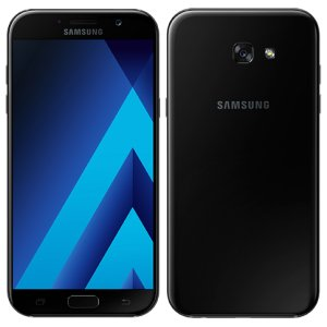 Post thumbnail of サムスン、防水防塵 LTE Cat.6 通信対応 Android 6.0 指紋センサー搭載 5.7インチスマートフォン「Galaxy A7 (2017)」発表