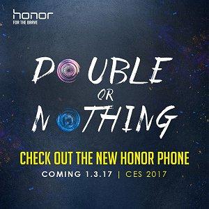 Post thumbnail of Huawei、CES 2017 に合わせて1月3日午後2時(日本日時4日午前7時半)に発表会開催、新型 honor スマートフォン登場予定