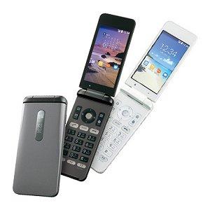 Post thumbnail of UQ mobile、ワンセグおサイフ対応 Android ベースの二つ折りフィーチャーフォン「DIGNO Phone」登場、3月17日発売