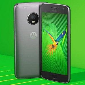 Post thumbnail of モトローラ・ジャパン、指紋センサー NFC 搭載で防滴対応の 5.2インチスマートフォン「Moto G5 Plus」登場、3月31日より発売